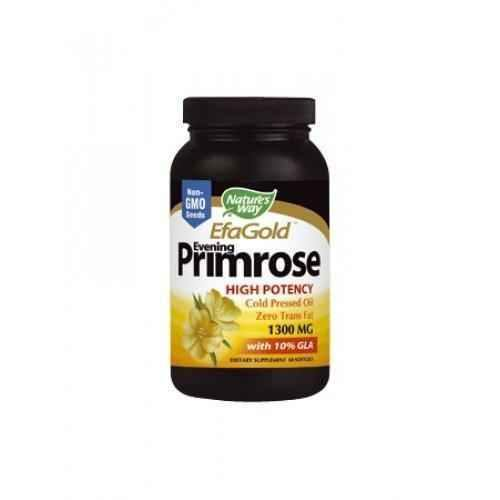 EVENING PRIMER OIL PRIMROUS 1300mg. 60 capsules, PRIMROSE