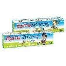 EXTRASTRONG JUNIOR Gel 40g, bruises, insect bites