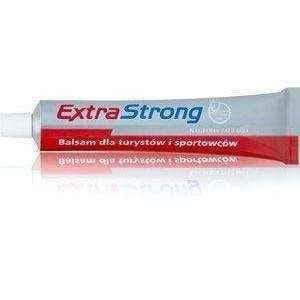 EXTRASTRONG for tourists and sportsmen 40g, zinc undecylenate