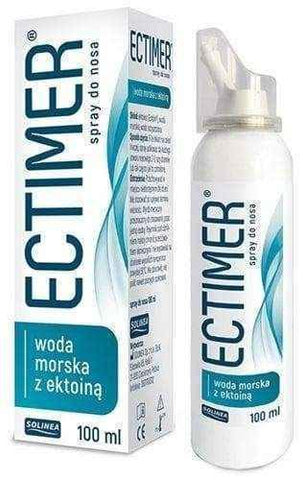 Ectimer Nasal Spray with sea water and ectoine 100ml