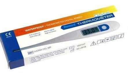 Electronic thermometer therm-dig Romed x 1 piece