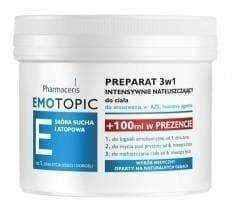 Emotopic Pharmaceris intensive 3in1 preparation 400ml + 100ml Free - ELIVERA