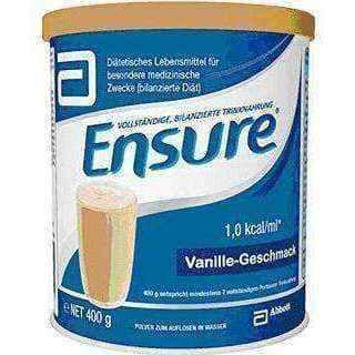Ensure the taste of vanilla powder 400g, malnutrition.