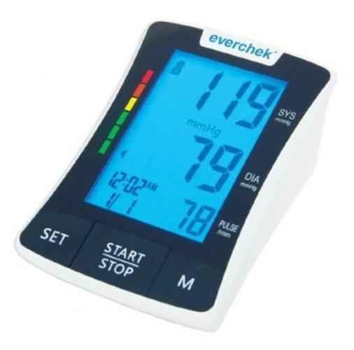 Everchek Premium blood pressure monitor x 1 piece.