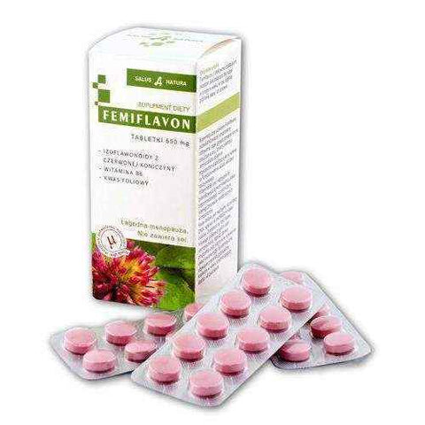 FEMIFLAVON 0.55 x 30 tablets, hormone imbalance symptoms