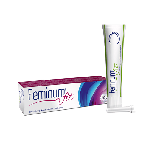 FEMINUM FIT Vaginal Cream 40g, vaginal gel