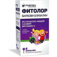 FITOLOR HERBAL lollipops 6 pieces.