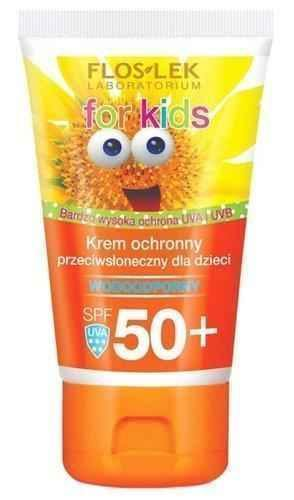 FLOS-LEK FOR KIDS Sun protection cream SPF50 + 50ml