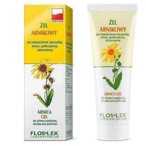FLOSLEK Arnica Gel 50ml