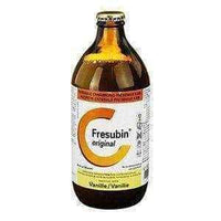 FRESUBIN ORGINAL fluid vanilla 500ml UK