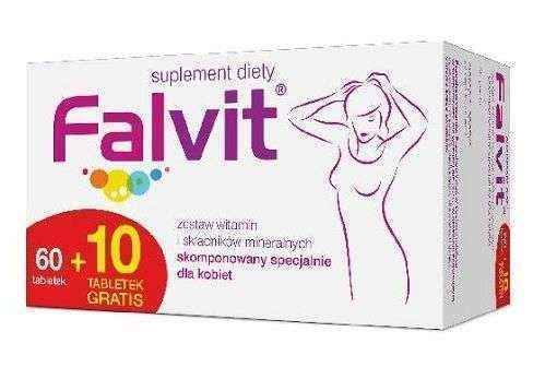 Falvit x 70 tablets