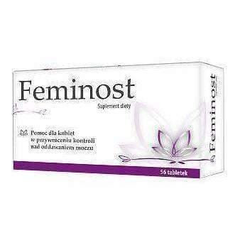Feminost x 56 tablets urinary incontinence