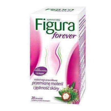 Figure Forever Fix x 20 sachets, fat burning food