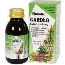 Floradix Throat fluid 100ml.