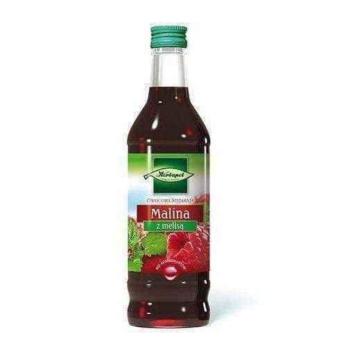 Fruit Pantry Syrup Raspberry with melissa 550g.