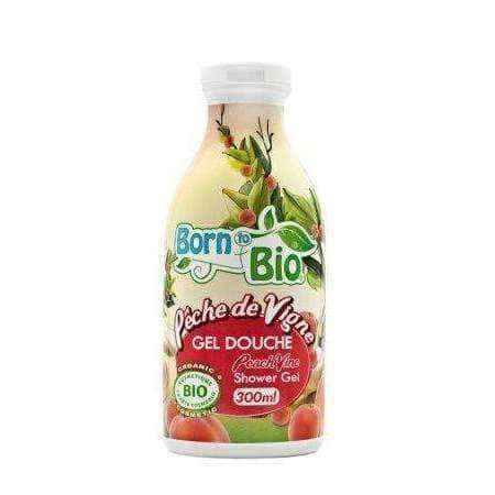 "GEL Shower Gel BIO ""Guava Peach"" 300 ml"