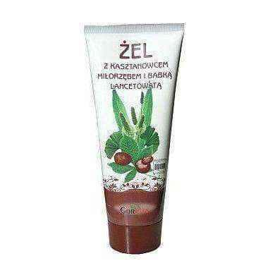 GEL WITH CARBONATE, MELISSA AND LANCET TUBE 200ml