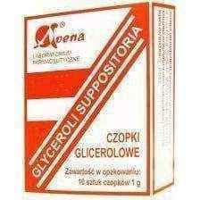 Glycerin suppository 2g x 10 pcs