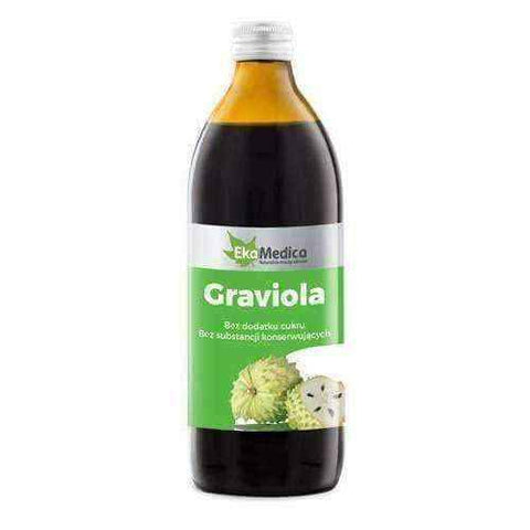 Graviola juice 1000ml, Soursop/Graviola pure, graviola cancer, soursop fruit