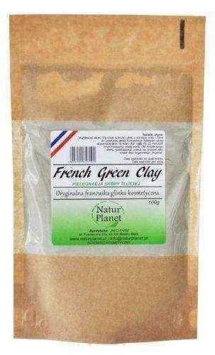 Green Clay 100g Natur Planet - ELIVERA