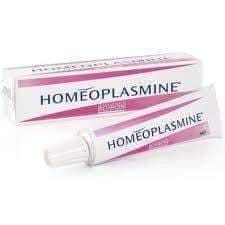 HOMEOPLASMINE ointment 18g acceleration of wound healing and skin irritation