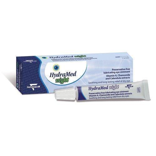 HYDRAMED NIGHT eye ointment 5g / Hydramed Night.