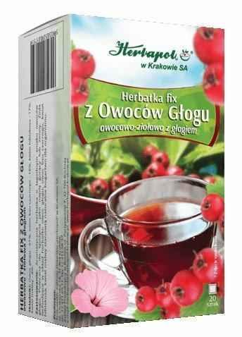 Hawthorn fruit tea x 20 sachets