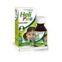 Helipico 27,78mg / 5ml syrup 100ml children over 2 years wet cough UK