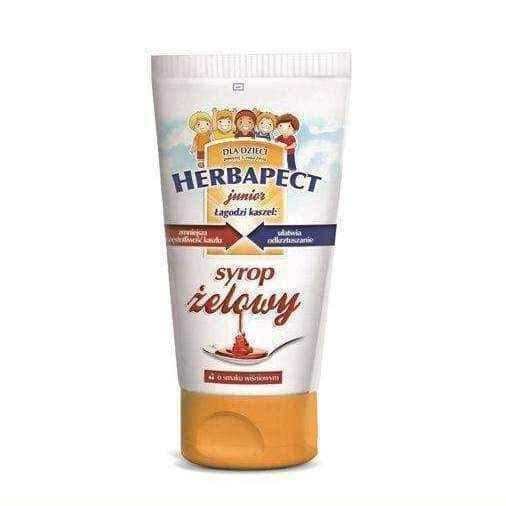 Herbapect Junior syrup Gel 120ml