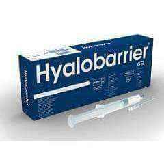 Hyalobarrier Gel 10ml pre-filled syringe with 1 piece