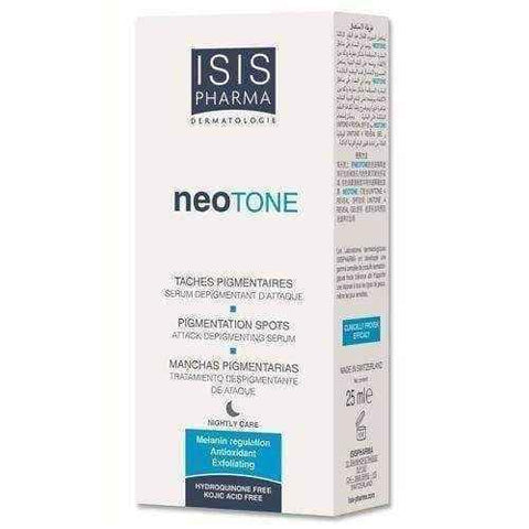 ISISPHARMA Neoton serum at night, eliminating discoloration of the skin 25ml