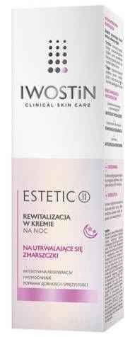 IWOSTIN Estetic II Revitalization night cream 40ml
