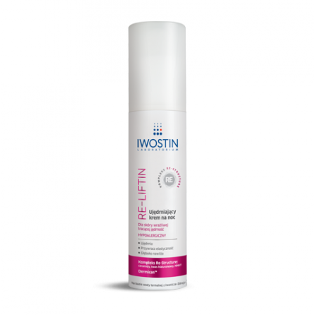 IWOSTIN RE-Liftin Firming Night Cream 50ml.