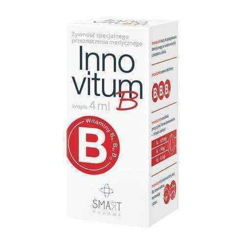 InnovitumB drops 4ml, infant vitamins, baby vitamins