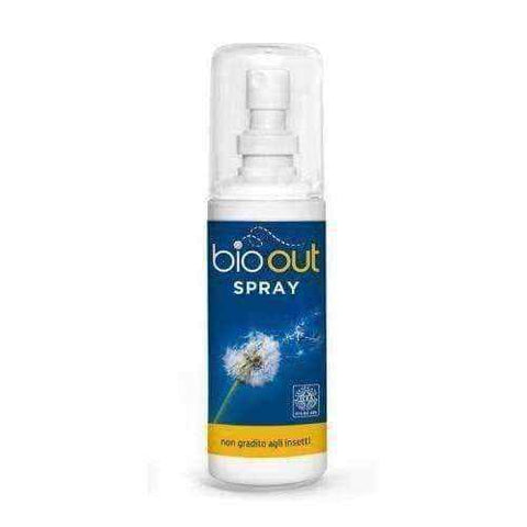 Insect repellent spray BIO OUT 100ml
