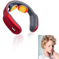 INTELLIGENT NECK MASSAGER Red.