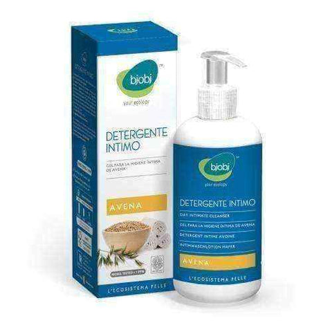 Intimate hygiene liquid with oat extract 250ml, intimate wash