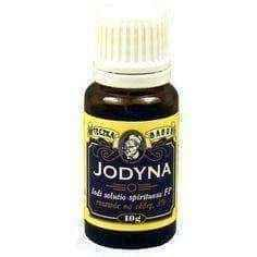 Iodine fluid 10g iodine supplement