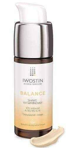Iwostin Balance Shake vitamin serum 30ml