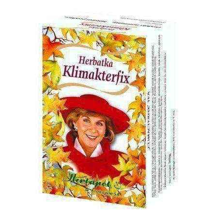 KLIMAKTER FIX 2g x 20 tea sachets, menopause treatment