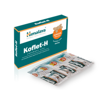 KOFLET-H honey and ginger 12 candies UK
