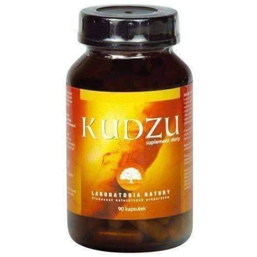 KUDZU x 90 capsules reduce appetite and cleansing the body.