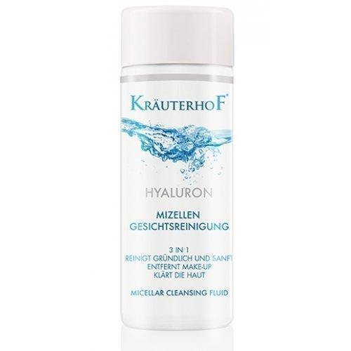 KräuterhoF HYALURON MICELAR SOLUTION 3 in 1 200ml..