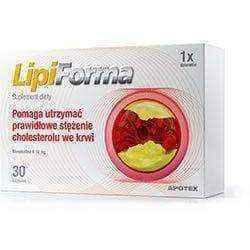 LIPIFORMA x 30 capsules, atherosclerosis treatment