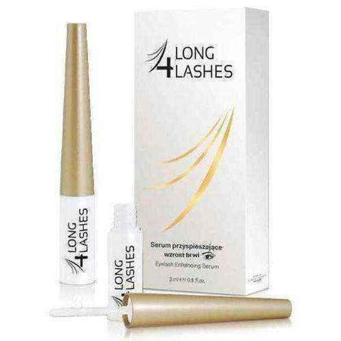 4 long lashes Eyebrow firming serum 3ml UK
