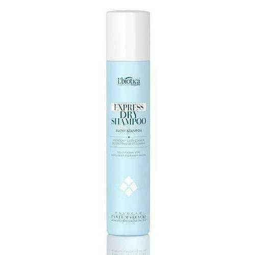 L'Biotica Professional Therapy Express Dry Shampoo Dry Shampoo with the scent of tropical fruits 200ml