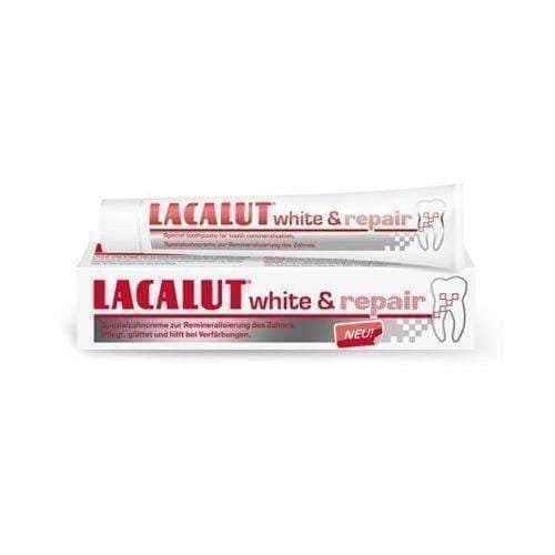 Lacalut White & Repair Toothpaste 75ml