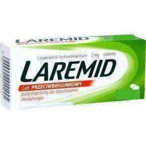 Laremid 2 mg x 20 pills.