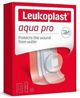 Leukoplast Aqua Pro patches x 20 pieces.