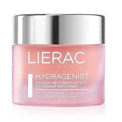 Lierac Hydragenist Moisturizer Oxygenating treatment SOS 50ml.
